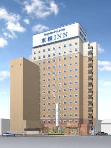 東横INN 姫路駅新幹線北口:写真