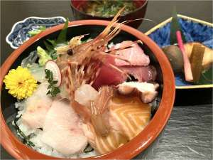 お部屋でゆっくり「海鮮丼」