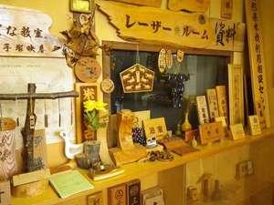 *【木工作品】表札などオーダーメイドできる工房も完備。