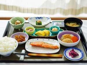 ◆和朝食。日替わりでご用意致します