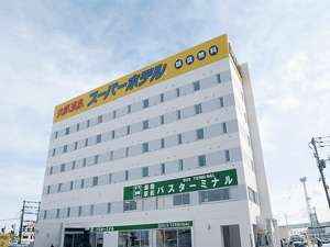 釧路駅横、バスターミナル併設なのでビジネス・観光に便利♪