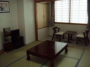 朝日館 和室8畳(冷房なし)