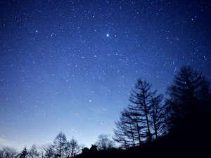 頭上で瞬く【天然のプラネタリウム】  時を忘れて眺めていたい、幻想的で美しき銀色の夜を――。