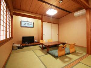 ■【客室】お部屋にはテレビ、お茶セットなどご用意がございます☆