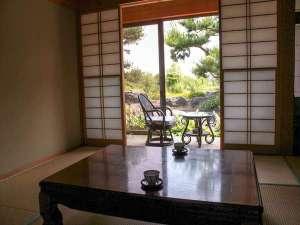 1F「蝦夷松」二番目に座敷童に会えるとされるお部屋。最近は観音様にお会いできると人気です
