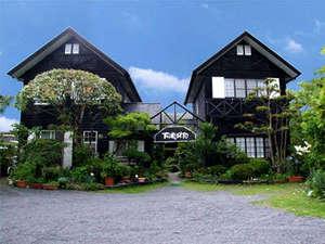 一棟貸切のお部屋は、まるで別荘♪家族でゆったりとした時間をお過ごし頂けます。