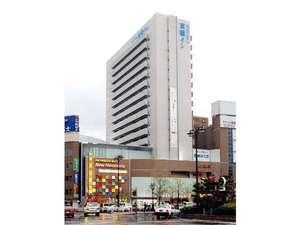東横イン新潟駅前:写真