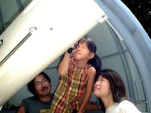 《どんぐり天文台》オーナーが案内してくれる楽しい星空教室
