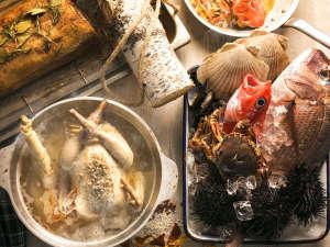 【12~2月限定】伊達産鶏肉や道産ポーク、噴火湾魚介の旨みが効いたご馳走メニューがブッフェに登場!