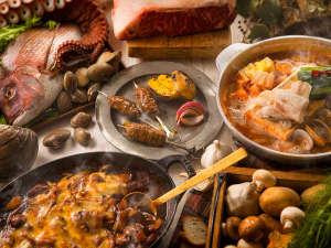 """【夕食ブッフェ・12~2月】5年目の冬に感謝の気持ちをこめて、""""瑞雪""""をテーマに冬のブッフェをご提供!"""