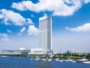 日本海側随一の高さを誇るホテル日航新潟