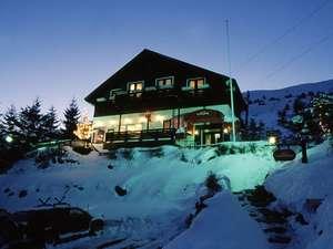 貸切温泉のある宿 車山高原 ホテル ローザンヌ