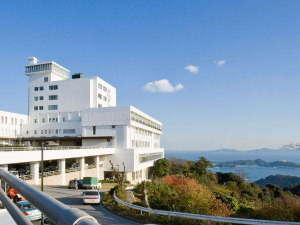 壮観絶景 三河湾 グリーンホテル三ヶ根の画像