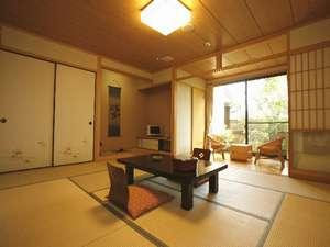 【客室】★阿蘇五岳館★和室10畳 別館よりワンランク上のお部屋で日常を忘れて…