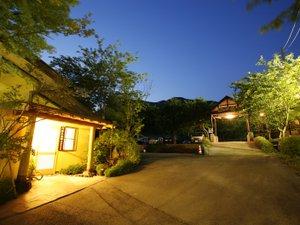 白水温泉 竹の倉山荘:写真