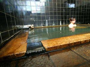 ★温泉はかけ流しです。