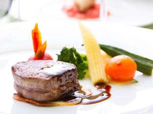 ◆豊後牛肉のソテー、夏の予感 私し流に