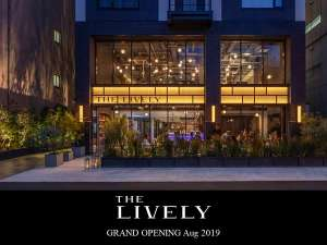 THE LIVELY(サ゛ ライフ゛リー)大阪本町 ※2019年8月OPEN!