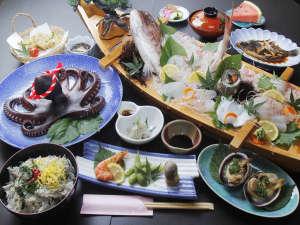-海鮮料理コース-