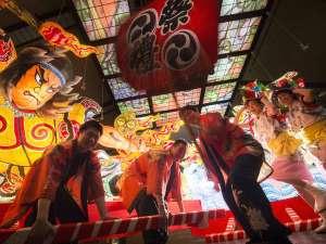 【みちのく祭りや】青森屋が誇る祭りショーレストラン。心ゆさぶる祭囃子と、絶品のお食事をご堪能