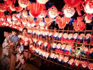 【しがっこ金魚まつり】「金魚ねぷた灯篭回廊」が彩る夏のお祭りを開催します。(2018年6月1日~8月31日)