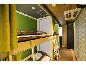 【個室】4ベッドルーム