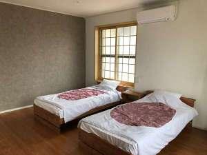 2020年7月に改装した洋室