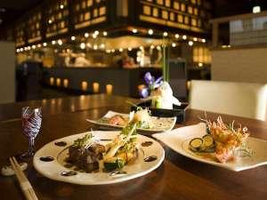四季彩ダイニング美厨/お客様の趣向に合わせたお食事スタイルを各種ご用意