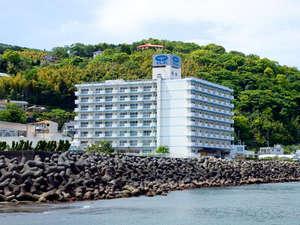 伊東パウエル 海辺の露天風呂のホテルの画像
