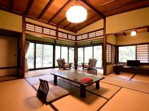 ◆檜風呂付客室一例