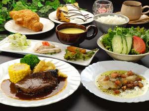 【夕食】ひなたぼっこの創作料理コース