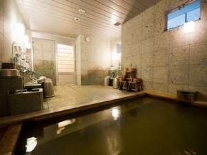 1Fにある温泉です。(男女入換制)