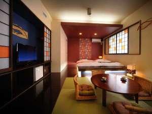 和洋室全3室快適な空間(一例)※予約の際、客室指定はできません。