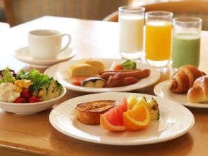 ■朝食バイキング_イメージ