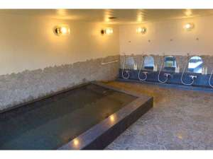 大浴場 カラン