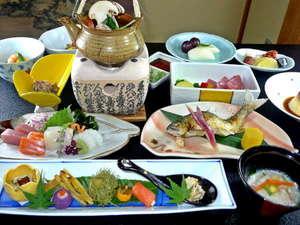 平成30年9月【菊咲月】・・・初秋を感じる懐石料理の品々