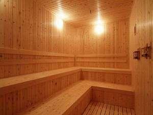 サウナ完備の浴場施設です。¥500