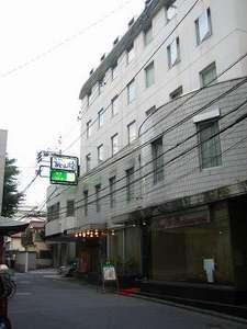 ホテル 機山館