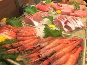蟹×肉フェス2019【本日入荷の鮮魚・お造り盛合せ】