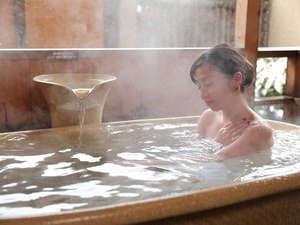露天風呂客室一例~あわらの湯を思う存分楽しむ♪~