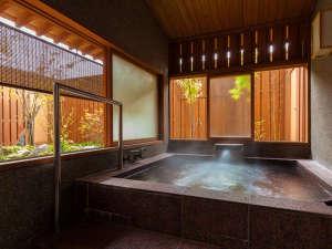 露天風呂付客室~十三の風~(一例)