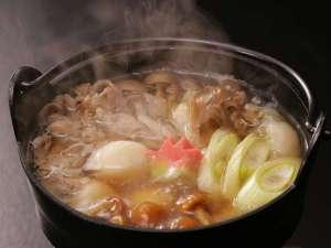【秋】 山形名物いも煮鍋