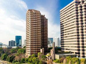 東京マリオットホテル 品川駅から車で5分の優れたアクセス!