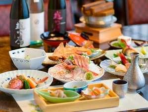 「一品づつ出される」いそやスタイル海鮮料理 (越前・三国港直送 天然魚のみ扱います)イメージ写真
