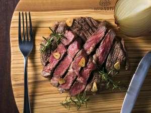 2015年12月OPEN。熟成牛が堪能できるステーキハウスです。