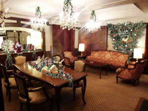 クリスマスの魔法にかけられ、ファンタジーな世界に変貌した「Fantasy Magic Christmas」宿泊プラン