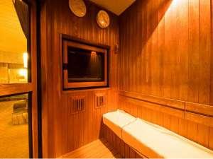 ◆男子大浴場 高温サウナ