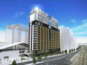 THE SINGULARI HOTEL & SKYSPA at Universal Studios Japanの画像