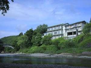 湯田温泉峡 湯本温泉 ホテル対滝閣の画像