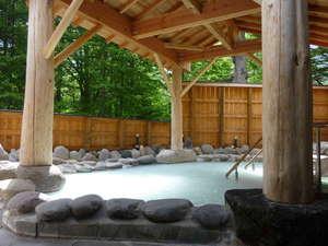 大浴場露天風呂(天女の湯)